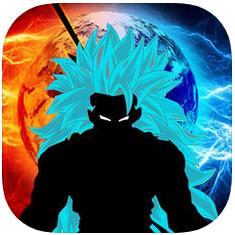 超级龙珠赛亚人战斗 V1.0 苹果版