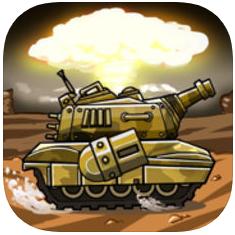 趣味坦克大战 V1.0 苹果版