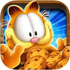 加菲猫推饼干 V1.0 苹果版