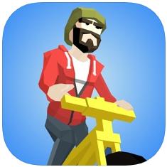 疯狂的自行车骑手 V1.0 苹果版
