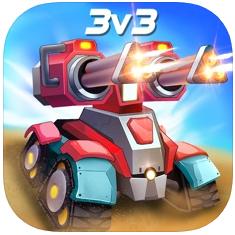 坦克突击战V1.0 苹果版
