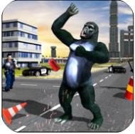 大猩猩城市逃生 V1 安卓版