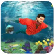 超级英雄海王 V1.0 安卓版
