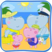 河马佩奇海滩冒险游戏下载-河马佩奇海滩冒险安卓版下载V1.1.6