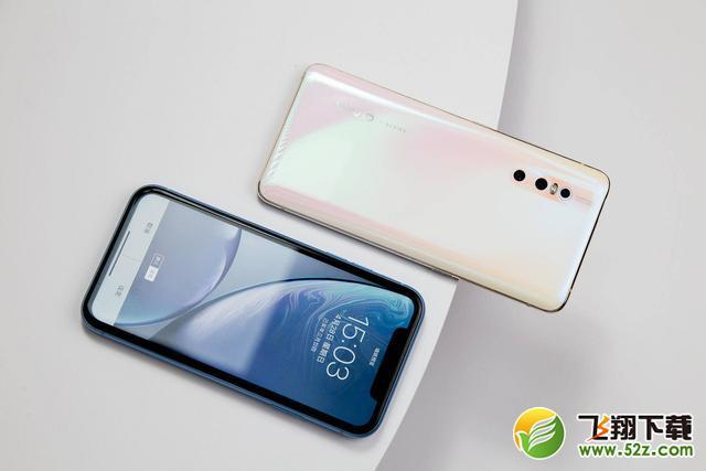 vivo X27大和iPhone XR手机对比评测