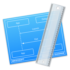 Sequence Diagram V1.6.4 Mac版