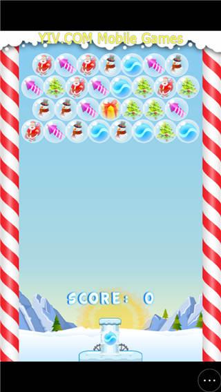 圣诞节泡泡龙2