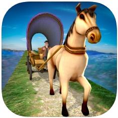 终极马车特技比赛 V1.0 苹果版