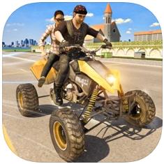 四轮车追逐模拟器 V1.2 苹果版