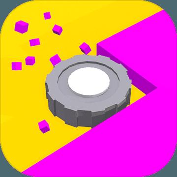 据彩色方块3D苹果版