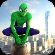 绿色绳索蜘蛛侠 V1.9 安卓版