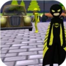 蝙蝠侠火柴人 V1.2 安卓版