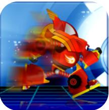 火焰机甲跑酷 V1.0 安卓版