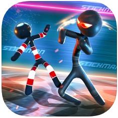 火柴人战斗比赛3D V1.0 苹果版