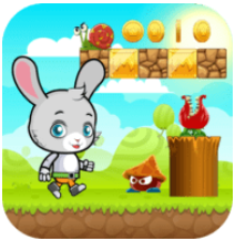 超级兔子人跑酷 V1.4 安卓版