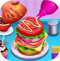 烹饪广场美食街 V1.0 苹果版