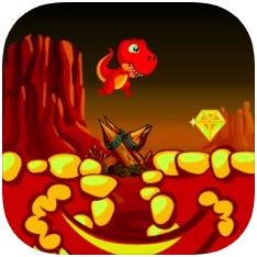 小霸王龙逃脱 V1.0 苹果版