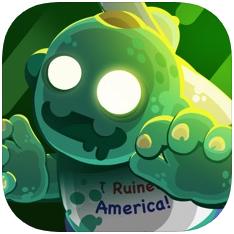 僵尸王国 V1.0 苹果版