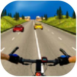 自行车骑手交通竞赛 V1.0 安卓版
