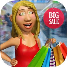 超级市场购物女孩 V1.0 苹果版