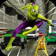 幽灵绳索蜘蛛侠 V1.1 安卓版