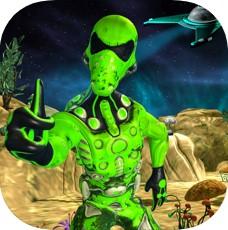 绿区51外星人逃生 V1.0 苹果版