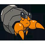 《宝可梦:剑/盾》石居蟹属性特性图鉴