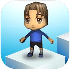 下落冲冲冲3D V1.0 苹果版