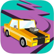 小巧的漂移车 V1.0 苹果版
