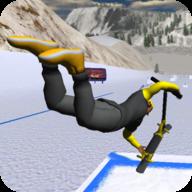 �O限山峰滑雪 V1.09 安卓版