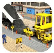 模�M城市修路3D V1.1 安卓版