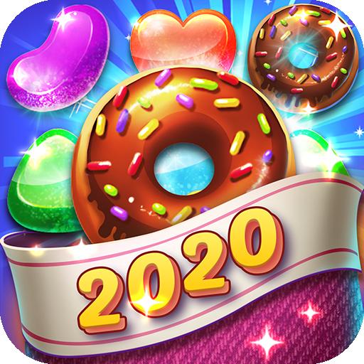 开心糖果消消乐2 V1.0.2  无限金币版