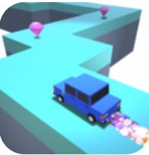 旋转汽车道路 V1.0 安卓版