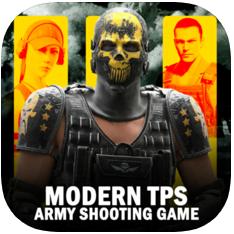 现代陆军射击战争 V1.0 苹果版