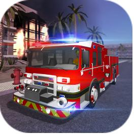 消防车模拟器 V1.4.2 安卓版