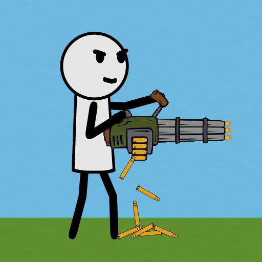 火柴人先生:刺激吃鸡 V1.0.0 安卓版
