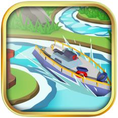 快艇漂移3D V1.0 苹果版