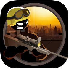 火柴人狙击任务 V1.0 苹果版