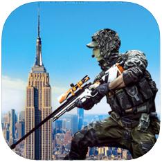 聪明狙击手攻击 V1.0 苹果版