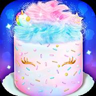 独角兽棉花糖蛋糕 V1.0 安卓版