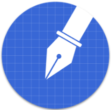 Blue Sketch V1.0.1 Mac版
