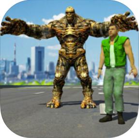 石巨人超级英雄生活 V1.1 苹果版