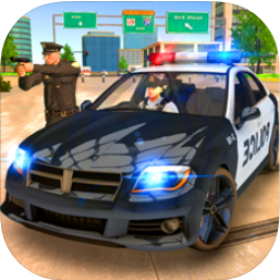 年城市警车驾驶2020 V1.0 苹果版