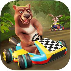 动物卡卡丁车世界巡回赛 V1.0 苹果版