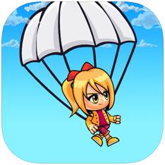 跳伞女孩 V1.0 苹果版