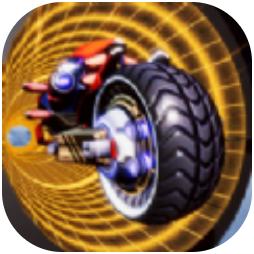 霓虹摩托车特技赛车 V1.0 安卓版