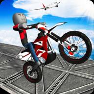 火柴人自行车特技赛车 V1.0 安卓版
