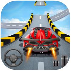 汽车特技天空公园3D V1.1 苹果版