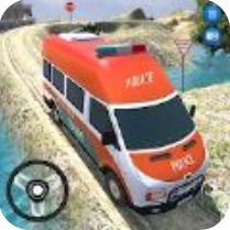 警车模拟器真实警察驾驶 V1.0 安卓版