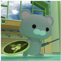小逃生老鼠的黑暗飞跃 V1.0 安卓版